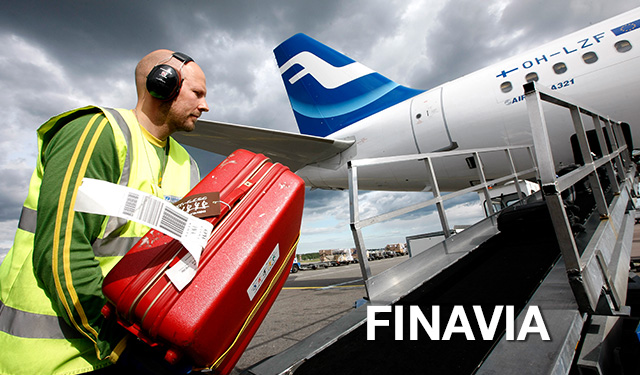Finavia IT Application portfolio