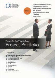 Thinking Portfolio - White Paper - 2016