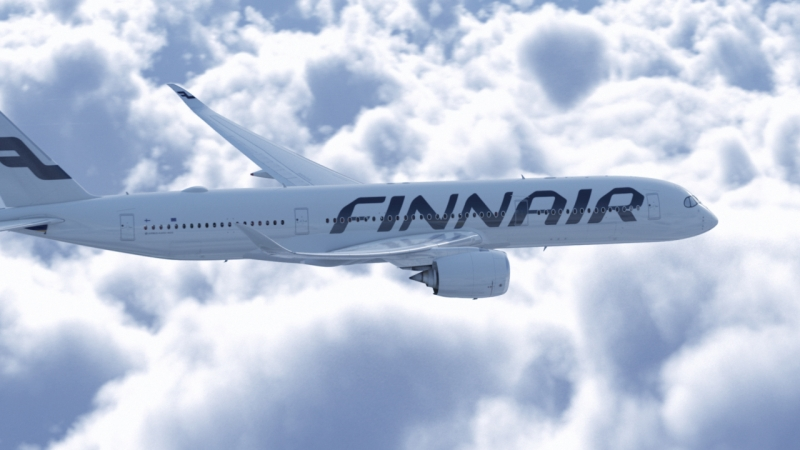 Finnair opens up its route to Thinking Portfolio's Project Portfolio